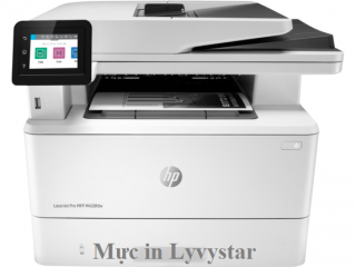 Máy in HP laserjet pro MFC 428FDW ( in đảo mặt - scan - copy - fax -  wifi)