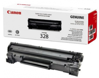 Mực in Canon 328 Black Toner Cartrdge
