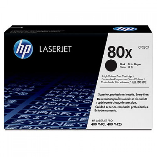 Mực in HP CF280XC High Yield Black Original LaserJet Toner Cartridge